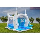 Bouncer slide des Neiges